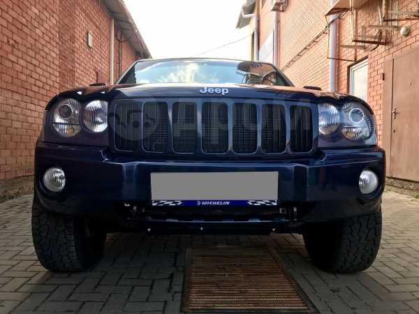 Jeep Grand Cherokee, 2005 год, 749 000 руб.