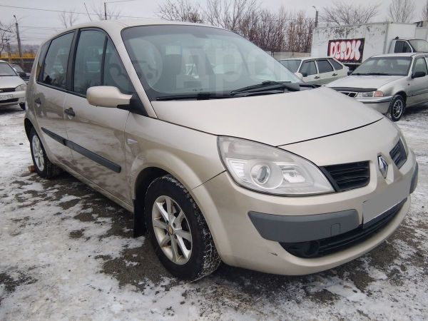 Renault Scenic, 2007 год, 278 000 руб.