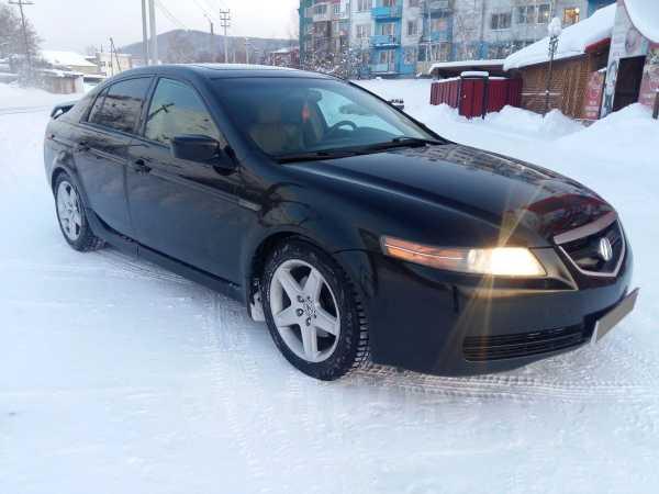 Acura TL, 2006 год, 525 000 руб.