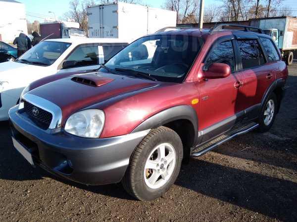 Hyundai Santa Fe, 2002 год, 200 000 руб.