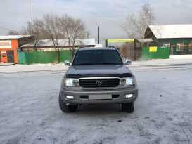 Кызыл Land Cruiser 2000