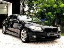 Иркутск BMW 5-Series 2013