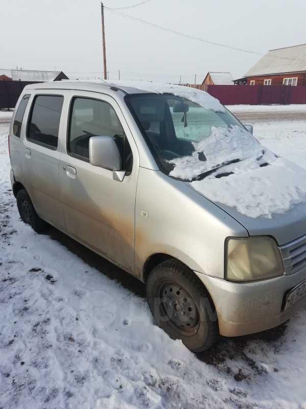 Suzuki Wagon R, 2002 год, 80 000 руб.
