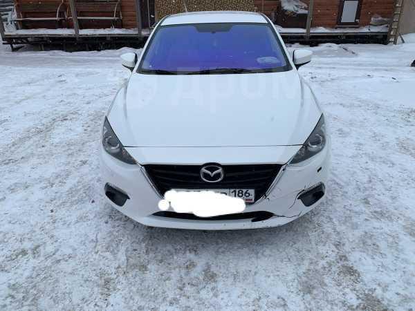 Mazda Mazda3, 2014 год, 600 000 руб.