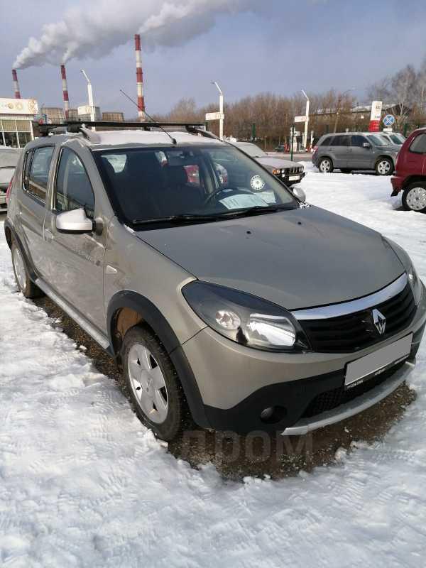 Renault Sandero Stepway, 2011 год, 415 000 руб.
