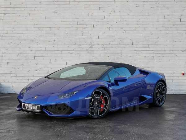 Lamborghini Huracan, 2017 год, 12 700 000 руб.