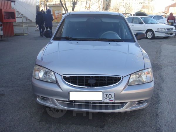 Hyundai Accent, 2006 год, 234 900 руб.