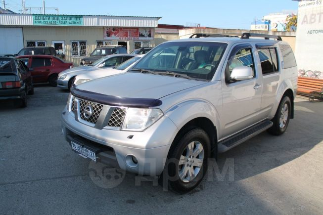 Nissan Pathfinder, 2008 год, 700 000 руб.