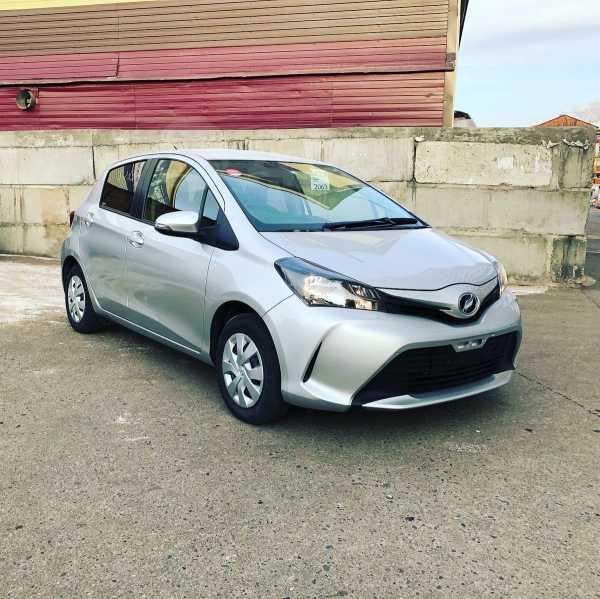 Toyota Vitz, 2015 год, 567 000 руб.