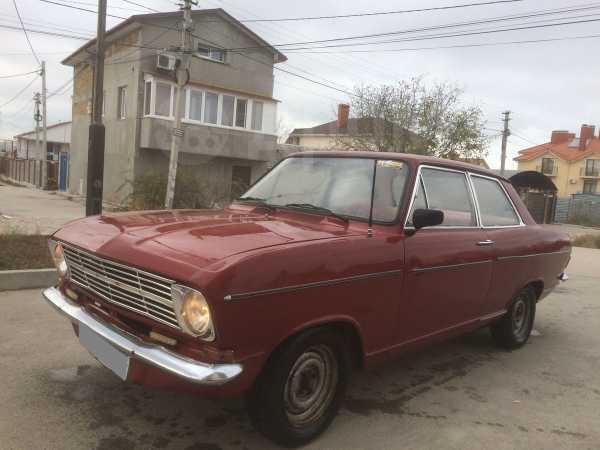 Opel Kadett, 1966 год, 100 000 руб.