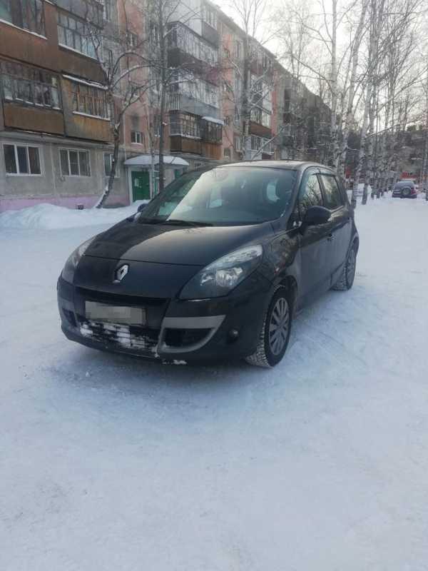 Renault Scenic, 2011 год, 495 000 руб.