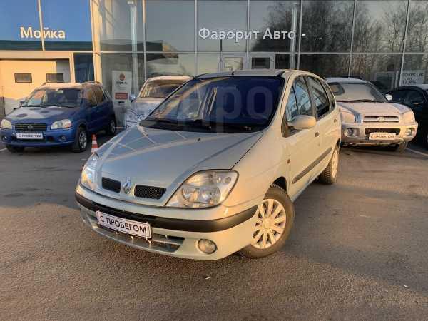 Renault Scenic, 2001 год, 117 000 руб.
