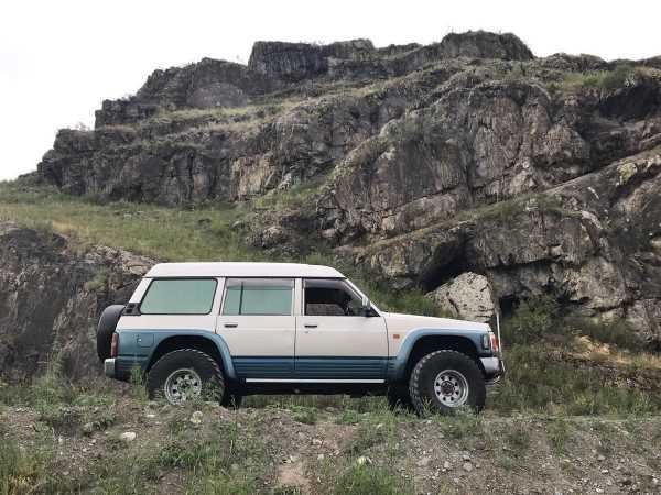 Nissan Safari, 1997 год, 785 000 руб.