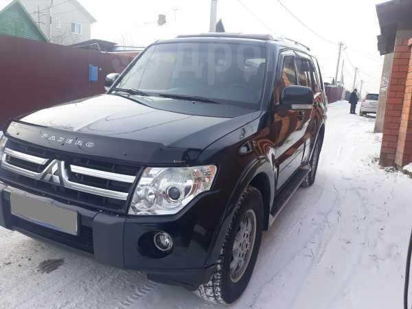 Mitsubishi Pajero, 2007 год, 915 000 руб.