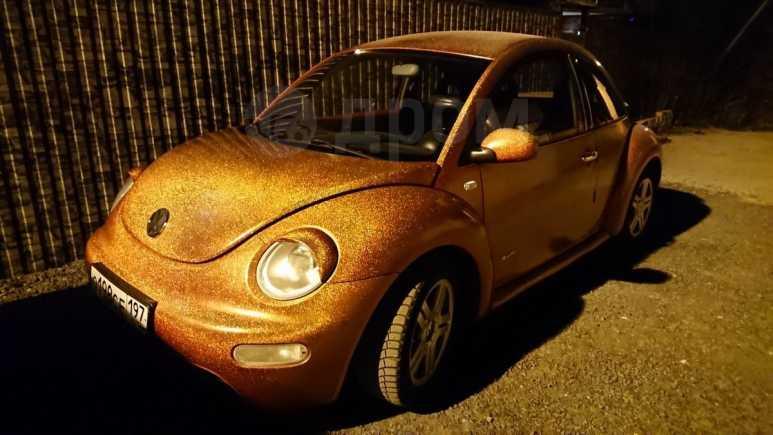 Volkswagen Beetle, 2002 год, 399 000 руб.