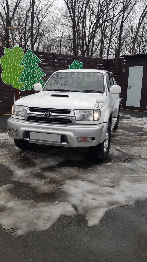 Toyota Hilux Surf, 2001 год, 730 000 руб.