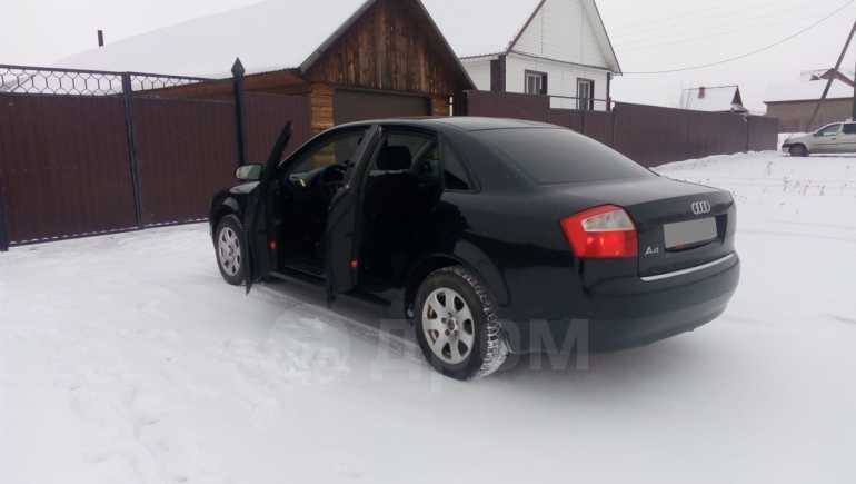 Audi A4, 2001 год, 395 000 руб.