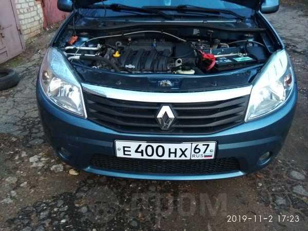 Renault Sandero, 2013 год, 405 000 руб.