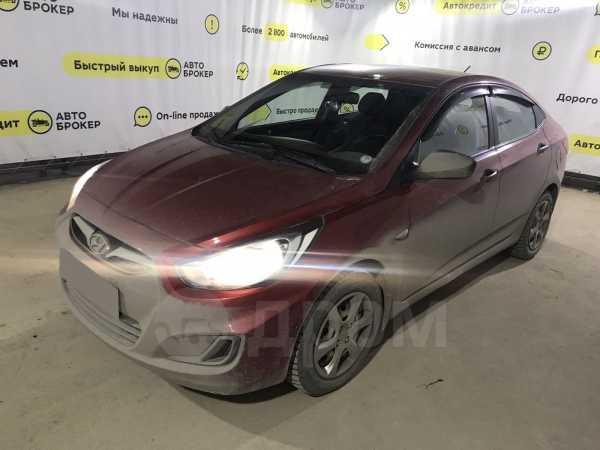 Hyundai Solaris, 2013 год, 524 000 руб.