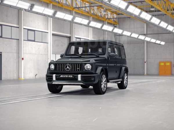 Mercedes-Benz G-Class, 2019 год, 17 585 800 руб.