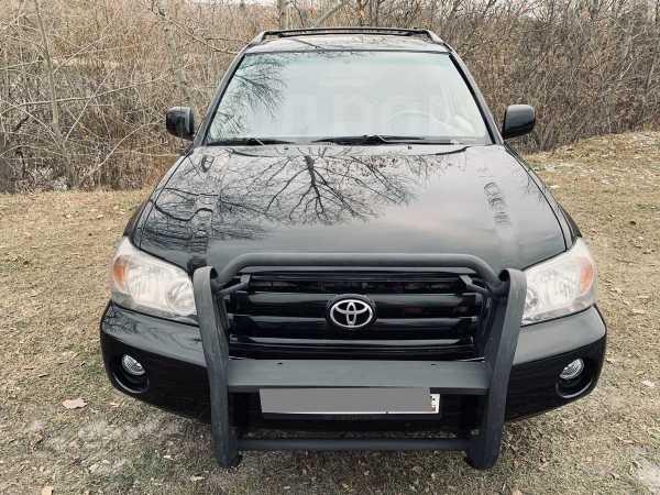 Toyota Highlander, 2006 год, 715 000 руб.