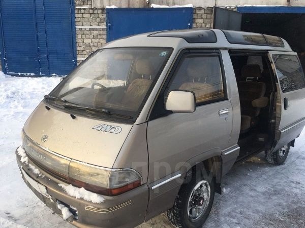 Toyota Town Ace, 1989 год, 112 000 руб.