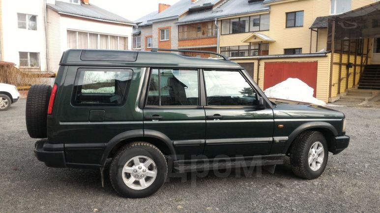 Land Rover Discovery, 2004 год, 460 000 руб.