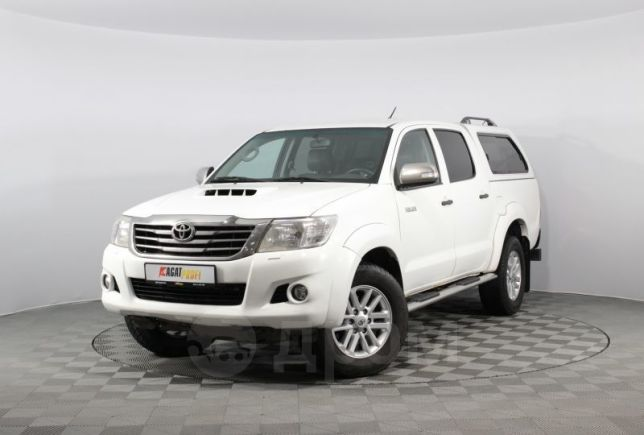 Toyota Hilux Pick Up, 2013 год, 1 260 000 руб.