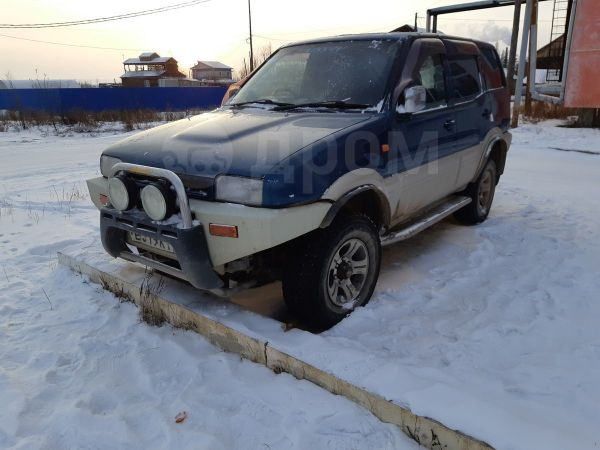 Nissan Mistral, 1996 год, 280 000 руб.