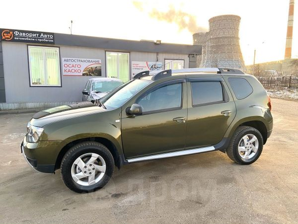 Renault Duster, 2015 год, 637 000 руб.