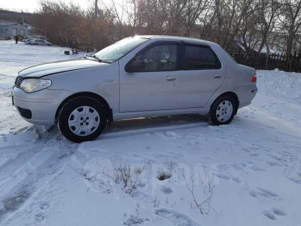 Fiat Albea, 2009 год, 183 000 руб.