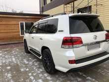 Хабаровск Land Cruiser 2018
