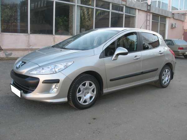 Peugeot 308, 2008 год, 305 000 руб.