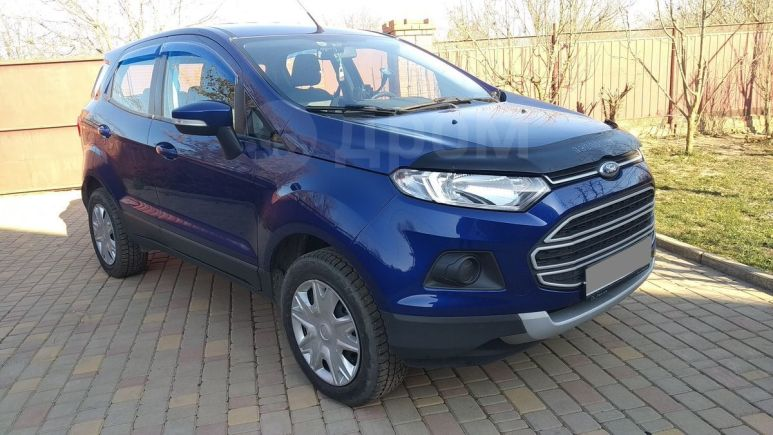 Ford EcoSport, 2016 год, 700 000 руб.