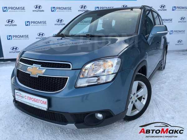 Chevrolet Orlando, 2014 год, 675 000 руб.