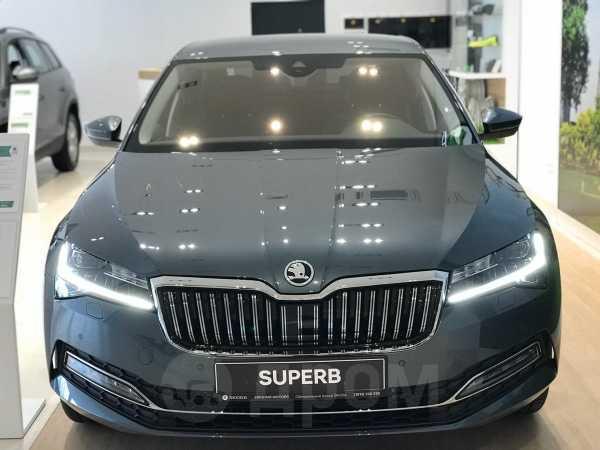 Skoda Superb, 2019 год, 2 763 900 руб.