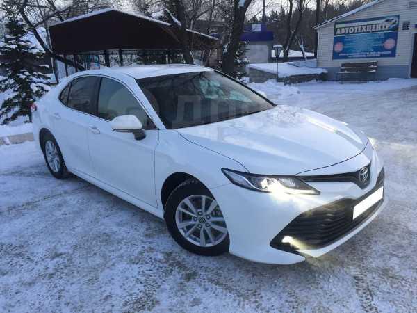 Toyota Camry, 2018 год, 1 565 000 руб.