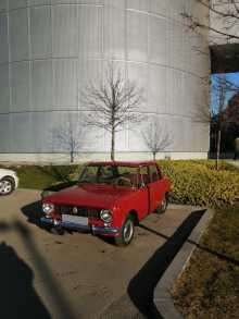Москва 2101 1972