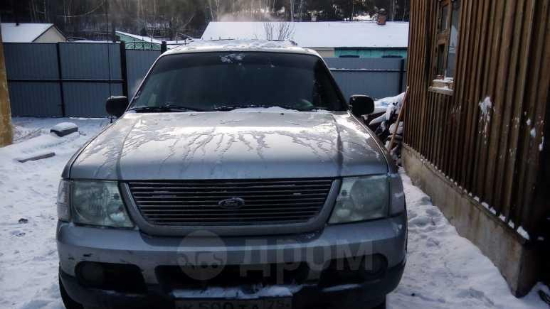 Ford Explorer, 2004 год, 400 000 руб.
