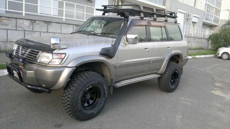 Nissan Safari, 2000 год, 1 480 000 руб.