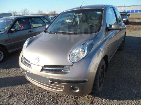 Nissan Micra, 2008 год, 295 000 руб.