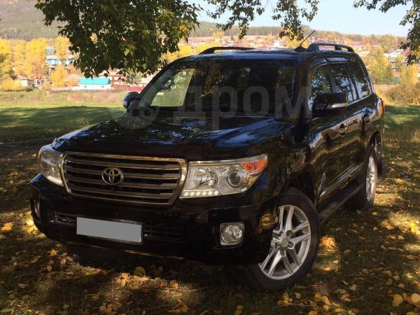 Toyota Land Cruiser, 2012 год, 2 300 000 руб.