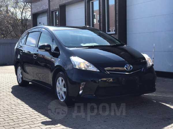 Toyota Prius a, 2014 год, 967 000 руб.