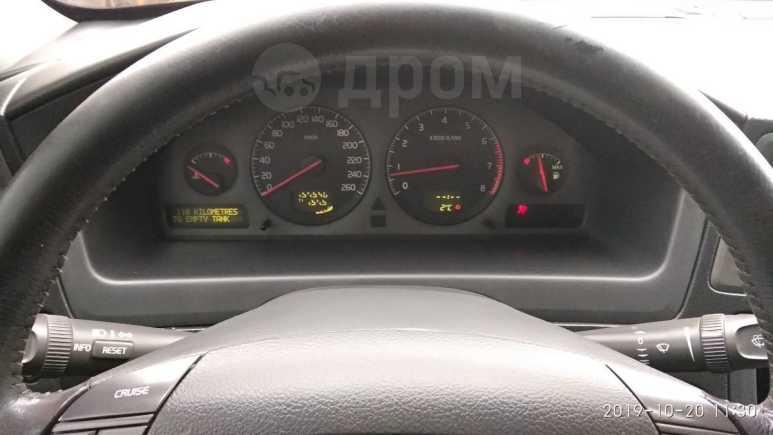 Volvo S60, 2002 год, 240 000 руб.