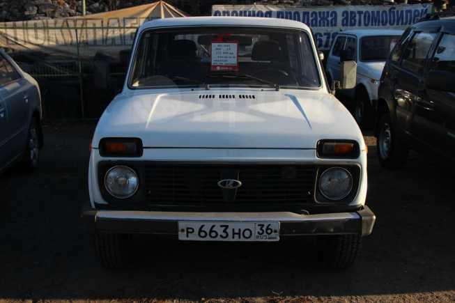 Лада 4x4 2121 Нива, 2002 год, 143 000 руб.