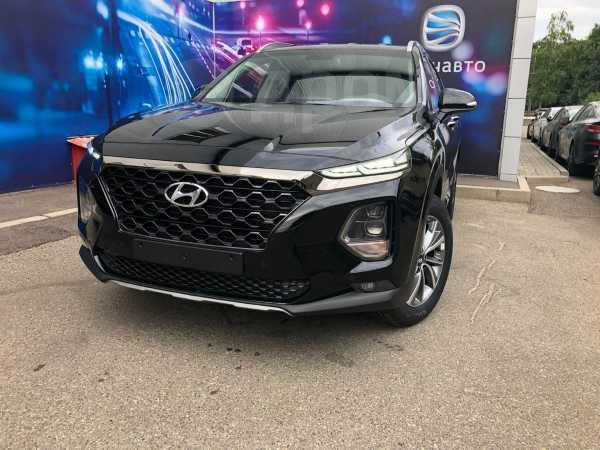 Hyundai Santa Fe, 2019 год, 3 011 999 руб.