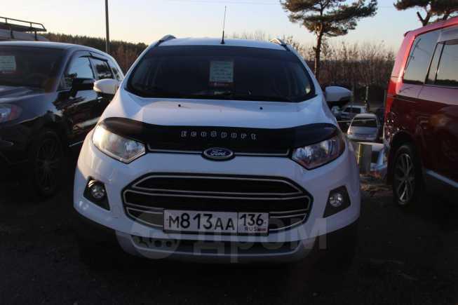 Ford EcoSport, 2014 год, 695 000 руб.