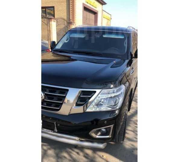 Nissan Patrol, 2014 год, 2 700 000 руб.