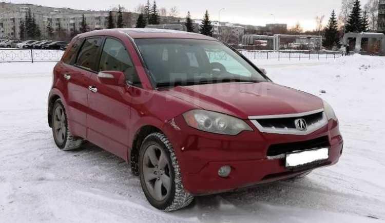 Acura RDX, 2007 год, 670 000 руб.
