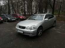 Москва GS430 2004
